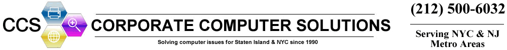Corporate Computer Solutions of NY